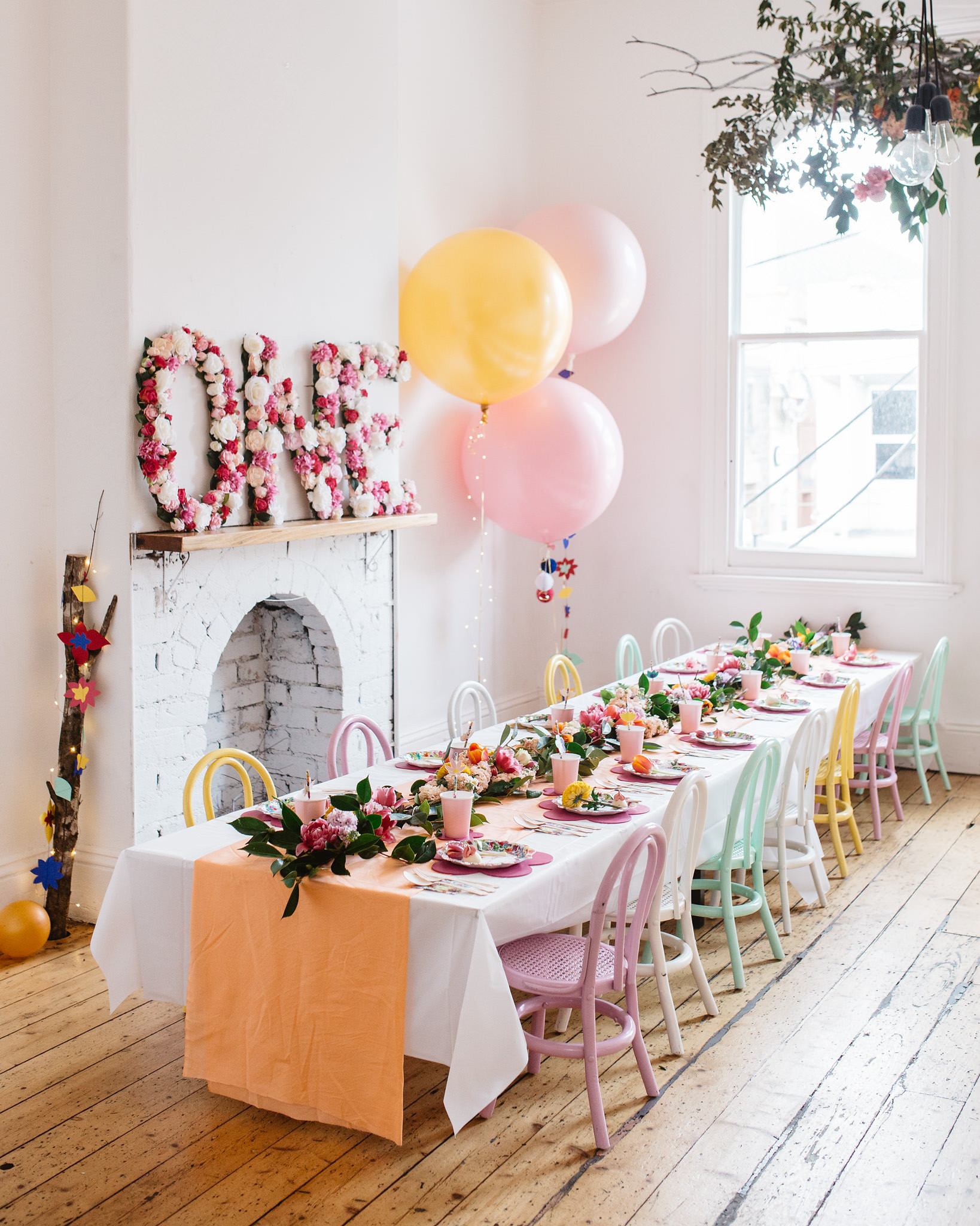 Best ideas about 1 Year Old Birthday Party Locations . Save or Pin Rosie Turns ONE Now.