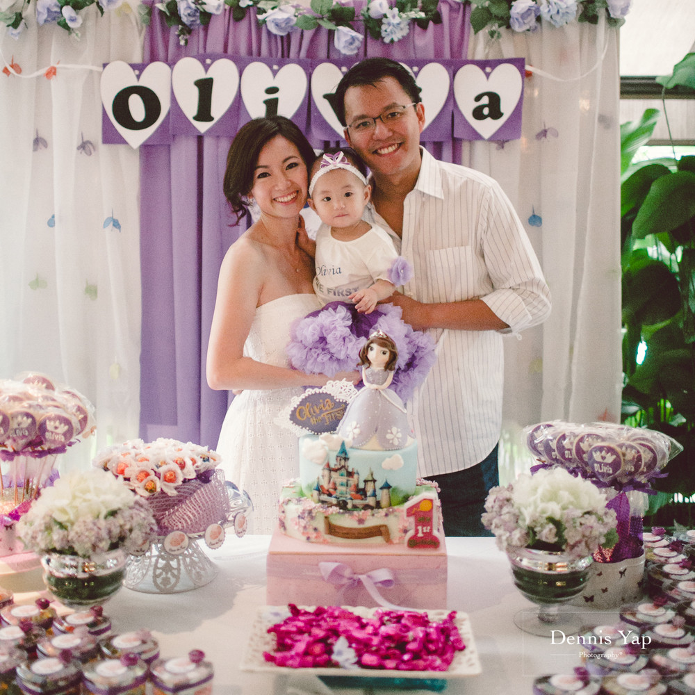 Best ideas about 1 Year Old Birthday Party Locations . Save or Pin Olivia Baby 1 Year old Birthday Party in Bens Publika Now.