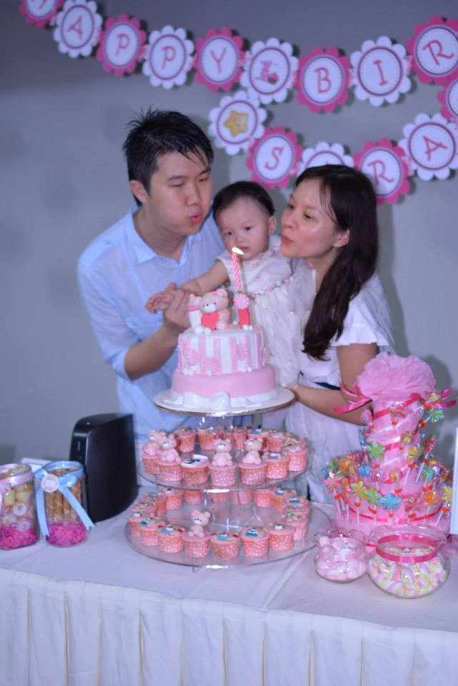 Best ideas about 1 Year Old Birthday Party Places . Save or Pin Baby 1 Year Old Birthday Party Malaysia the best venues Now.
