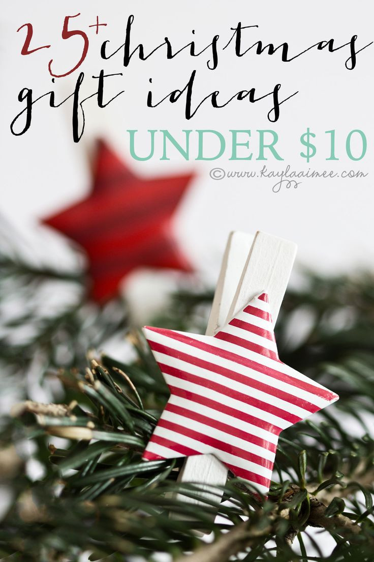 Best ideas about $10 Christmas Gift Ideas . Save or Pin 1000 ideas about Girlfriend Christmas Gifts on Pinterest Now.