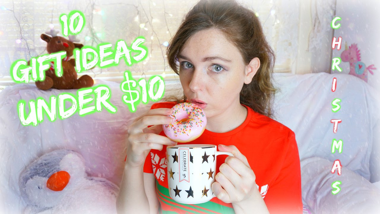 Best ideas about $10 Christmas Gift Ideas . Save or Pin 10 Gifts Under $10 Easy Cheap Christmas Gift Ideas Now.