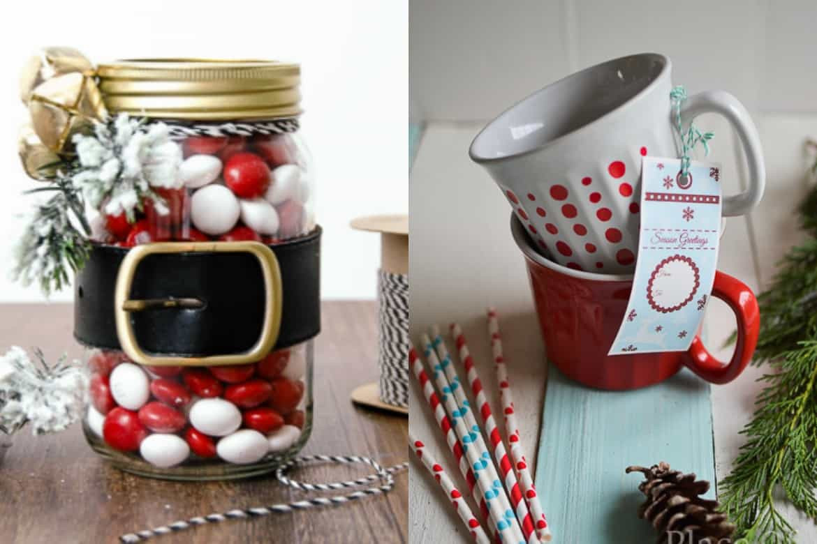 Best ideas about $10 Christmas Gift Ideas . Save or Pin 10 DIY Cheap Christmas Gift Ideas From the Dollar Store Now.