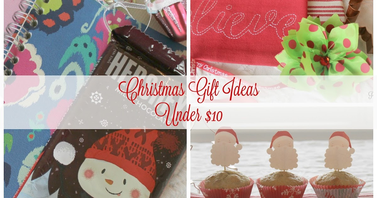 Best ideas about $10 Christmas Gift Ideas . Save or Pin Two Christmas Gift Ideas Under $10 Now.