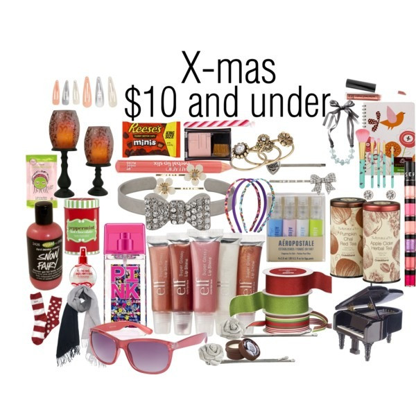 Best ideas about $10 Christmas Gift Ideas . Save or Pin Christmas Gifts Under 10 Now.
