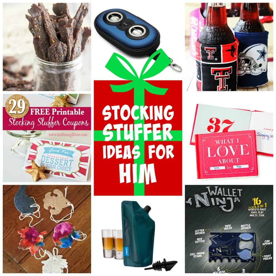 Best ideas about $10 Gift Ideas For Guys . Save or Pin Stocking Stuffer Ideas for Him Under $10 Now.