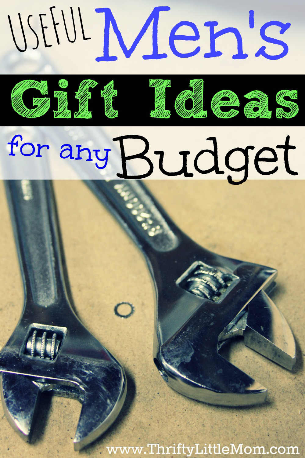 Best ideas about $10 Gift Ideas For Guys . Save or Pin Useful Men s Gift Ideas For Any Bud Gifts from $10 to Now.