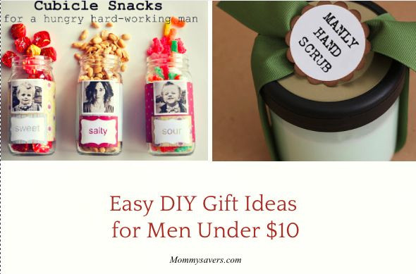 Best ideas about $10 Gift Ideas For Guys . Save or Pin 216 best images about Frugal Gift Ideas on Pinterest Now.