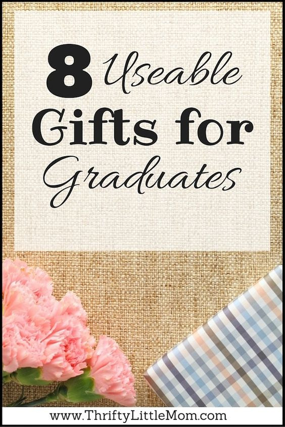 Best ideas about $10 Gift Ideas For Guys . Save or Pin 8 Usable Gifts for Graduates Now.