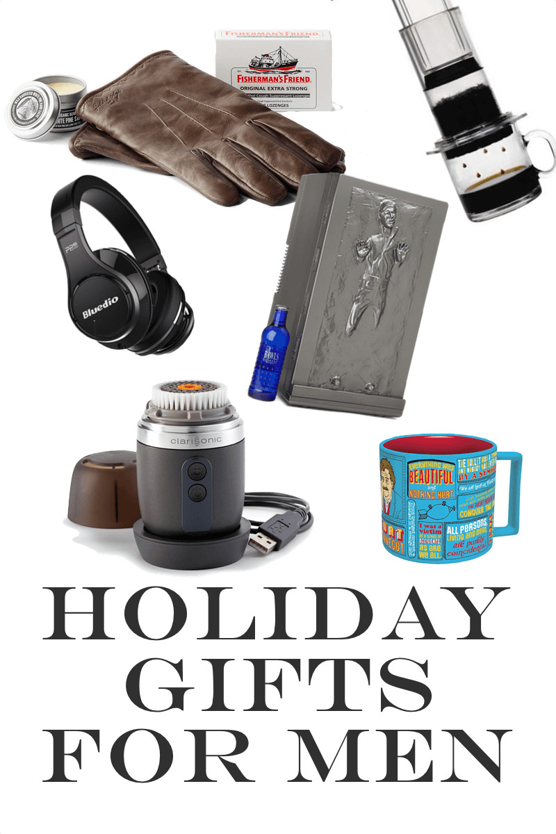 Best ideas about $10 Gift Ideas For Guys . Save or Pin Holiday Gift Ideas for Men hello subscription Now.