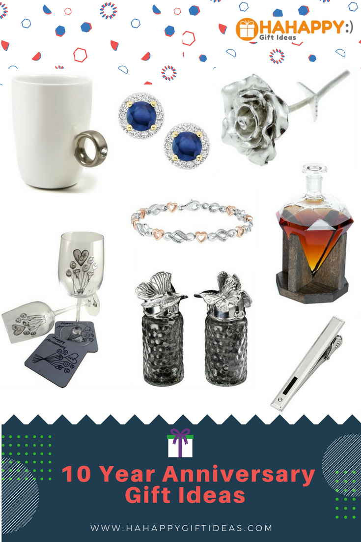 Best ideas about 10 Year Anniversary Gift Ideas For Her . Save or Pin 10 Year Anniversary Gifts For Couple Him & Her Now.