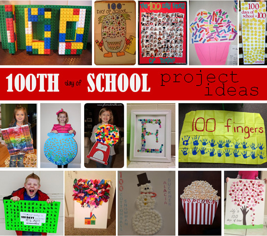 Best ideas about 100 Day Of School Project Idea . Save or Pin 15 Unique 100th Day of School Project Ideas – South Shore Now.