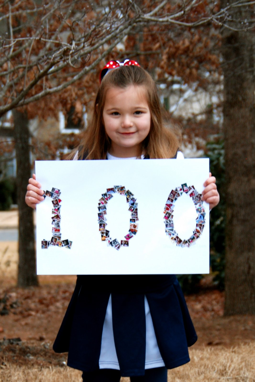 Best ideas about 100 Day Of School Project Idea . Save or Pin Simple Girl 100th Day of School Project Now.