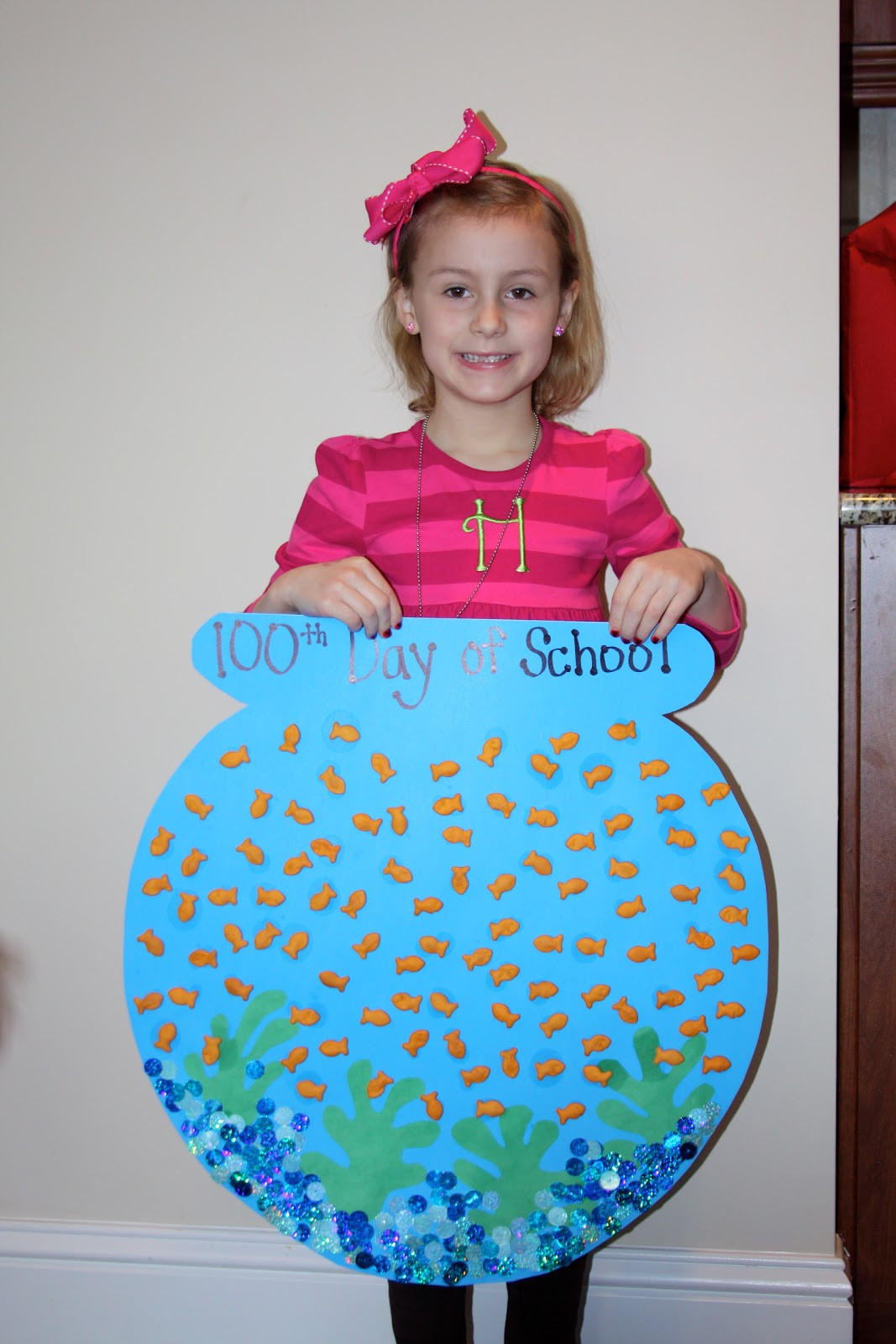 Best ideas about 100 Day Of School Project Idea . Save or Pin Little HIP Chicks 100th Day of School Now.