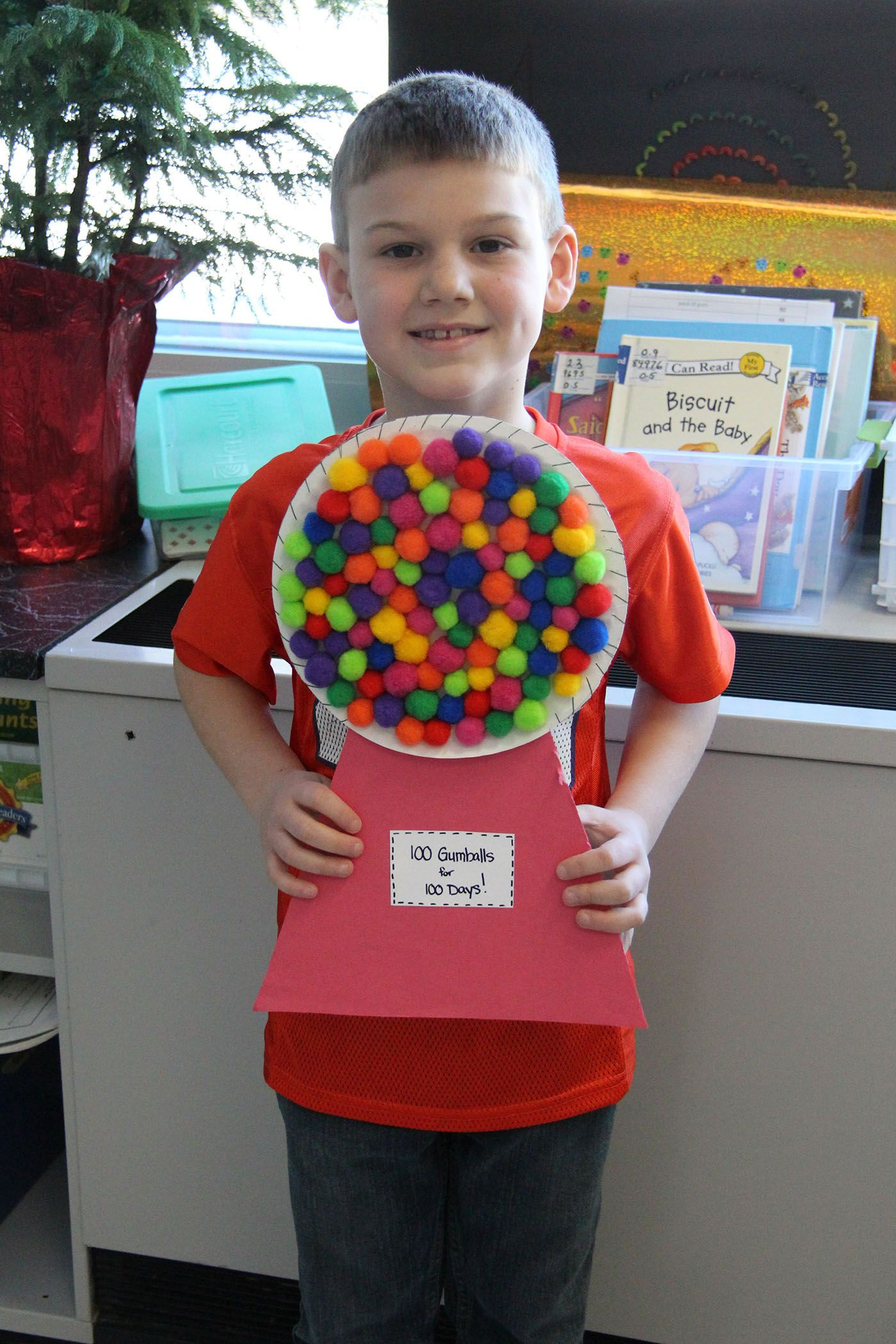 Best ideas about 100 Day Of School Project Idea . Save or Pin 100 day of school project Google Search Now.