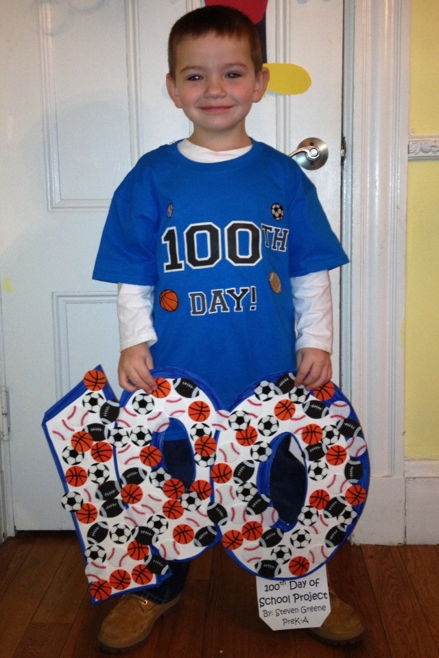 Best ideas about 100 Day Of School Project Idea . Save or Pin 17 Best images about 100 day of school on Pinterest Now.