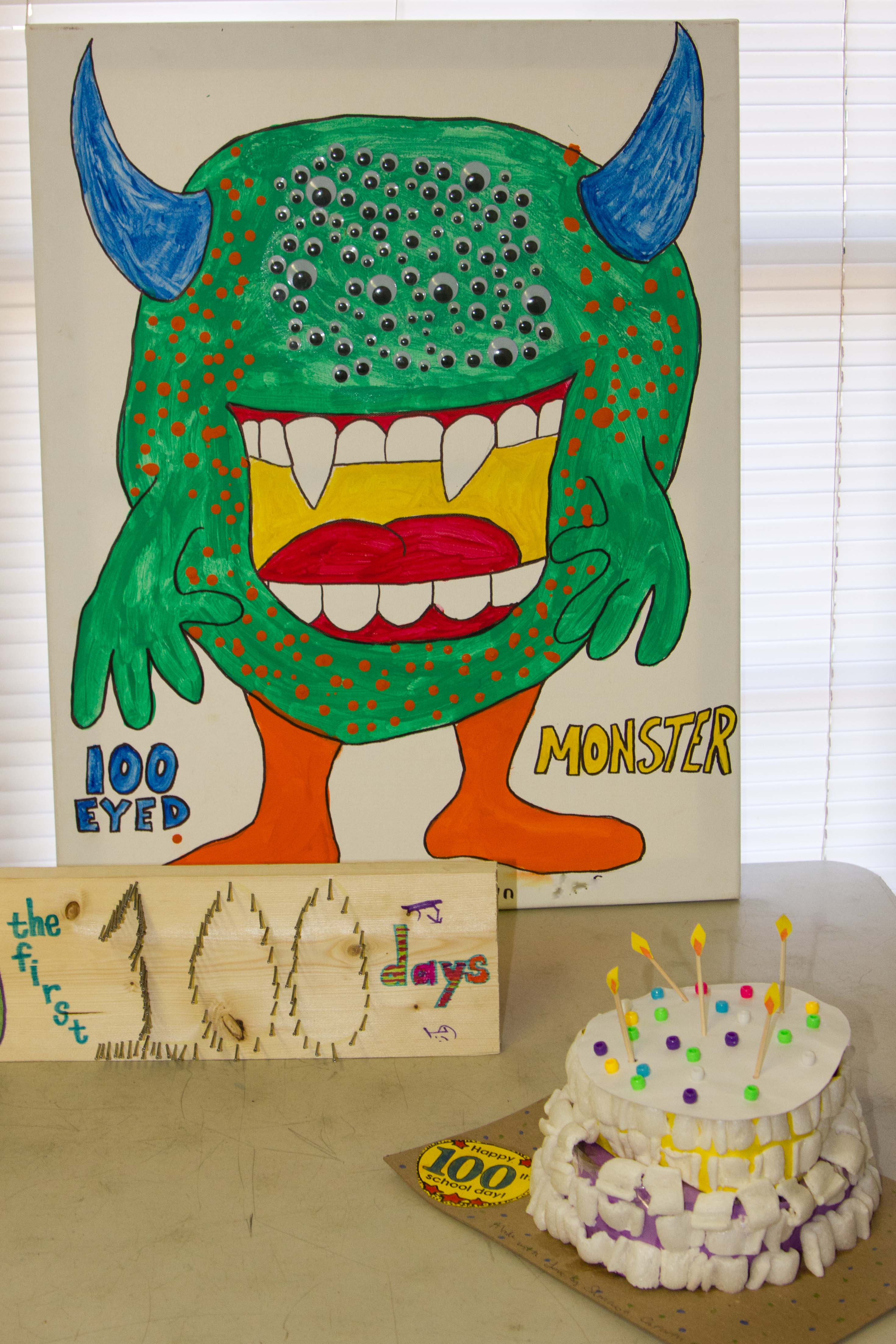 Best ideas about 100 Day Of School Project Idea . Save or Pin The 100th Day of School Now.