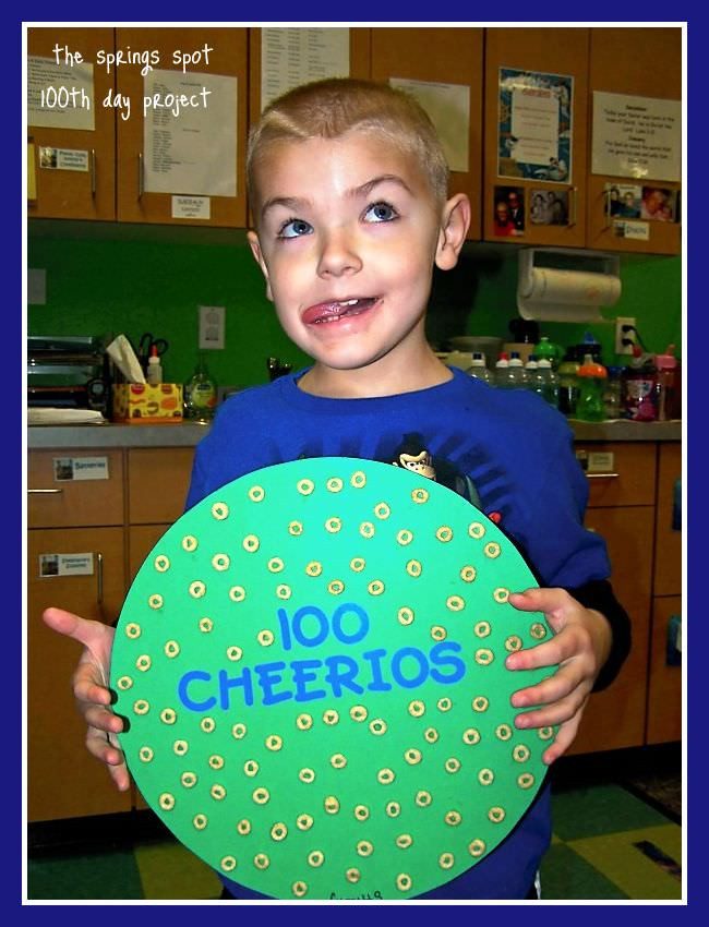 Best ideas about 100 Day Of School Project Idea . Save or Pin 75 Clever Ideas for 100 days of School – Tip Junkie Now.