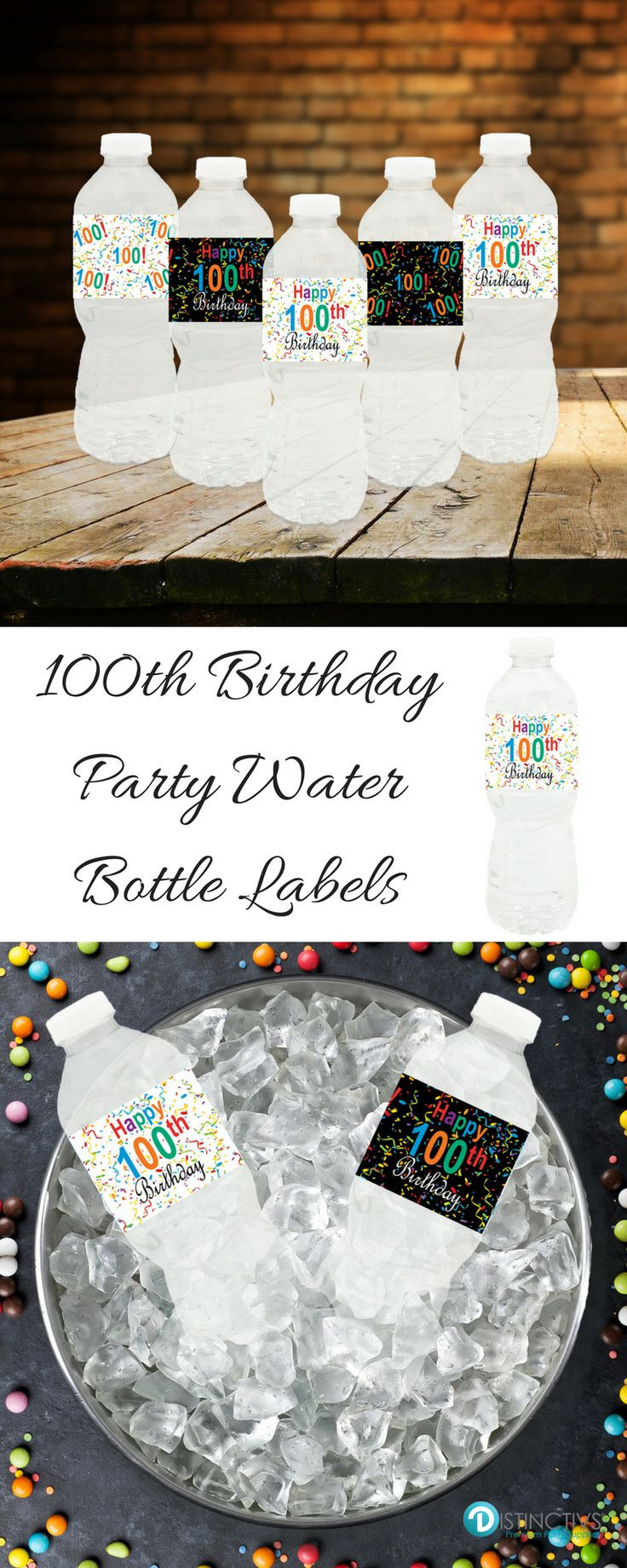 Best ideas about 100th Birthday Ideas . Save or Pin 4257 best images about Birthdays on Pinterest Now.