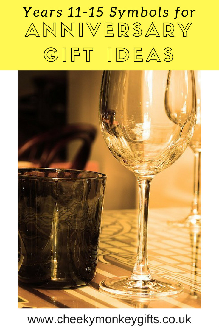 Best ideas about 11 Year Anniversary Gift Ideas . Save or Pin Wedding Anniversary Gift Ideas Years 11 15 Now.