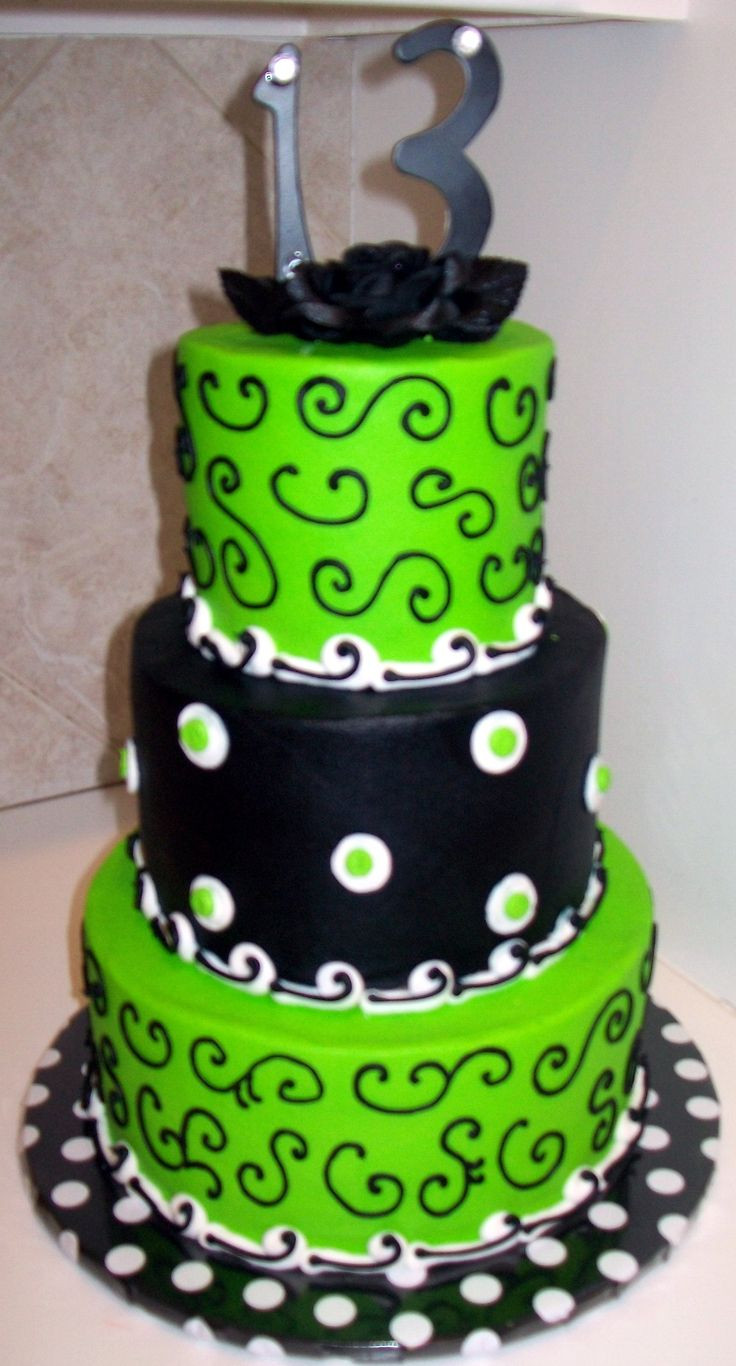 Best ideas about 13 Birthday Cake . Save or Pin Best 25 13th birthday cakes ideas on Pinterest Now.