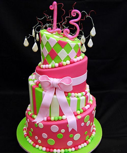 Best ideas about 13 Birthday Cake . Save or Pin cool 13th birthday cake ideas 13th Birthday Cakes for Now.