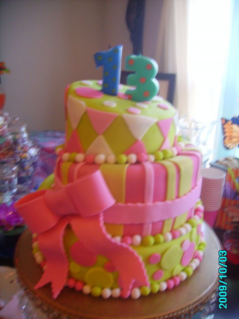 Best ideas about 13 Birthday Cake . Save or Pin Top 77 s Cakes For Birthday Girls Now.
