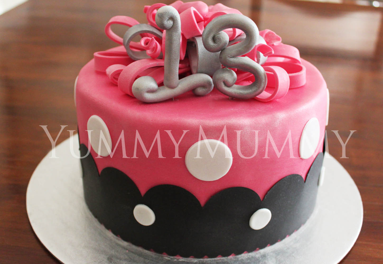 Best ideas about 13 Birthday Cake . Save or Pin 13th Birthday Cake Yummy Mummy Now.