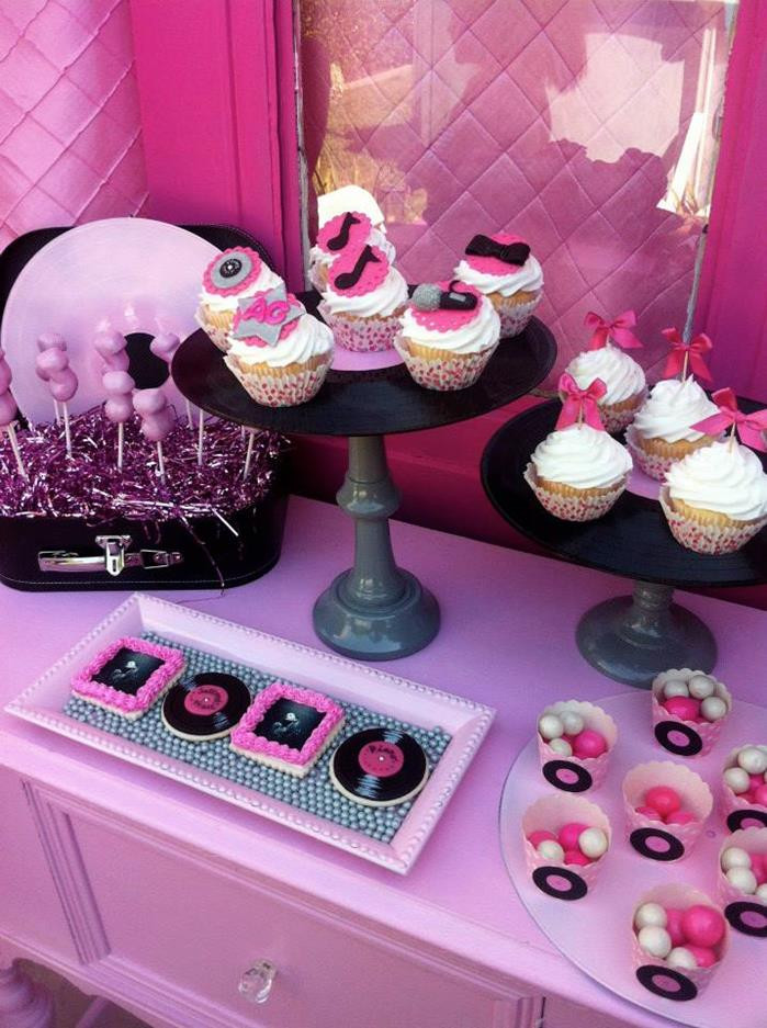 Best ideas about 13th Birthday Decorations . Save or Pin Kara s Party Ideas Music Rock Star Party Planning Ideas Now.
