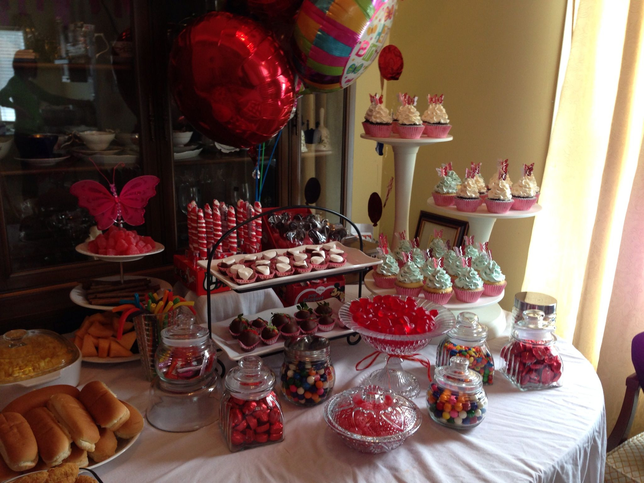 Best ideas about 13th Birthday Decorations . Save or Pin Bea s 13th Birthday party Party ideas Now.