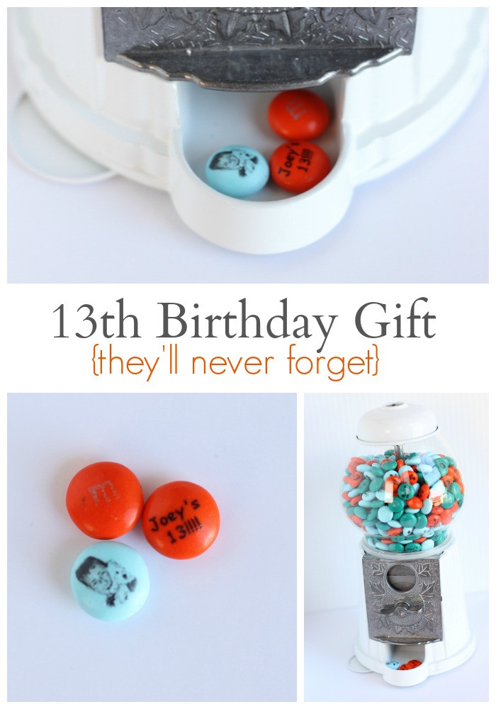 Best ideas about 13th Birthday Gifts . Save or Pin Best Birthday Gift Idea 13th Birthday Now.