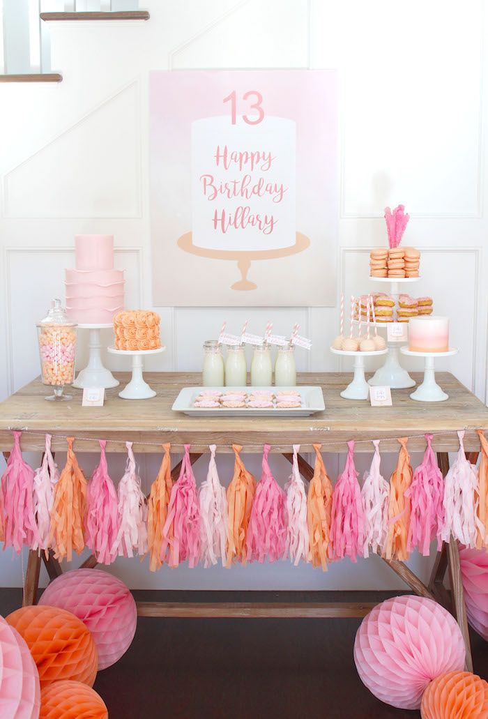 Best ideas about 13th Birthday Party Supplies . Save or Pin 311 best Teen Tween Party Ideas images on Pinterest Now.