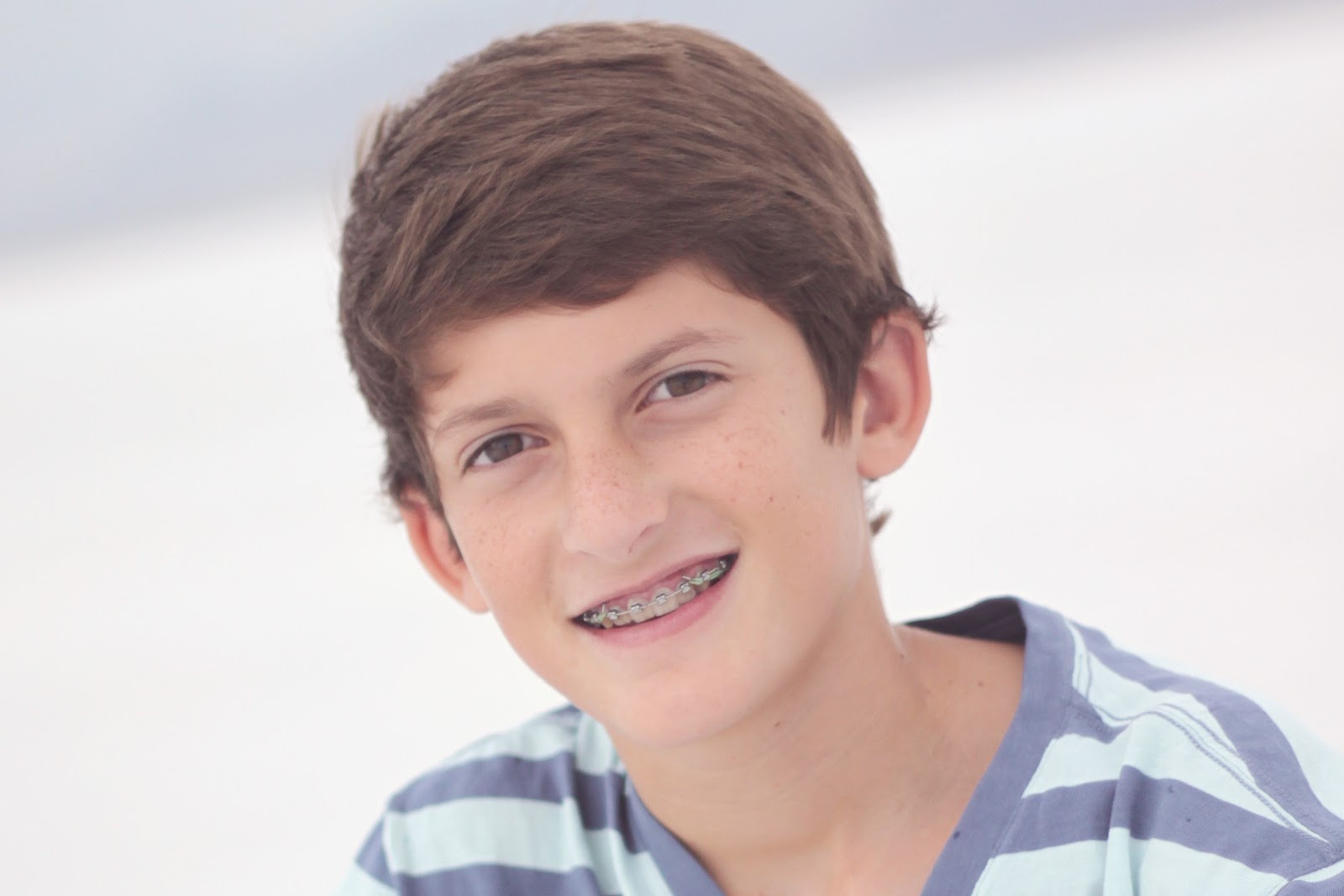Best ideas about 14 Year Old Boys Haircuts . Save or Pin The Seal Bark November 2012 Now.