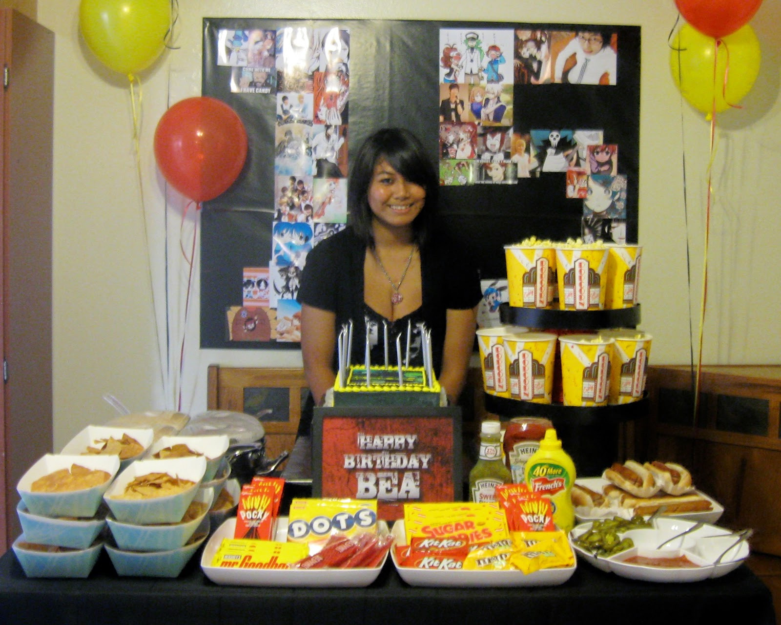 Best ideas about 15 Year Old Boy Birthday Party Ideas . Save or Pin Cheng and 3 Kids Bea s 15th Birthday Party Now.