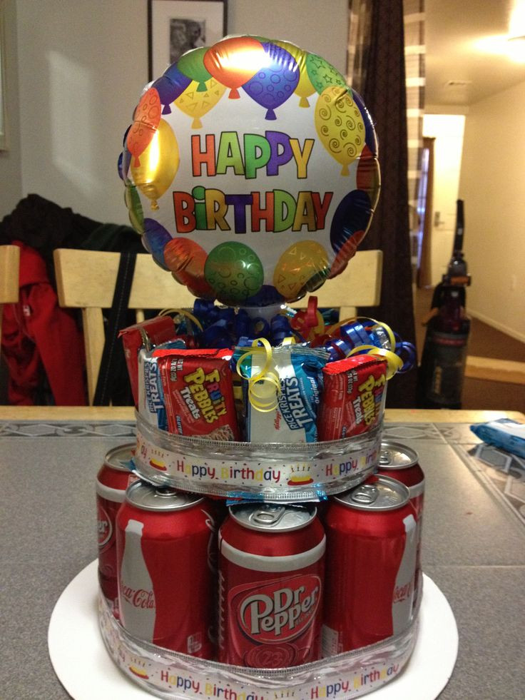 Best ideas about 15 Year Old Boy Birthday Party Ideas . Save or Pin Birthday cake for my 14 year old son I got this idea from Now.
