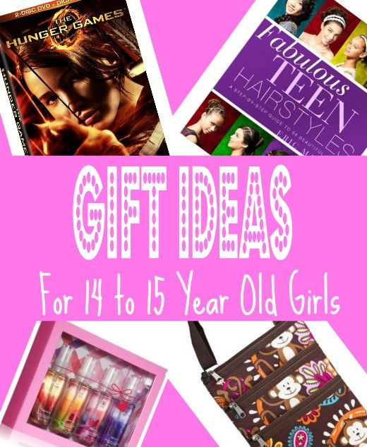 Best ideas about 15 Year Old Gift Ideas . Save or Pin Best Gifts for 14 Year Old Girls in 2014 Christmas Now.