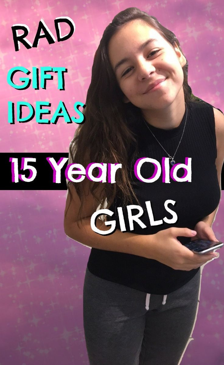 Best ideas about 15 Year Old Gift Ideas . Save or Pin 129 best Cool Gifts for Teen Girls images on Pinterest Now.