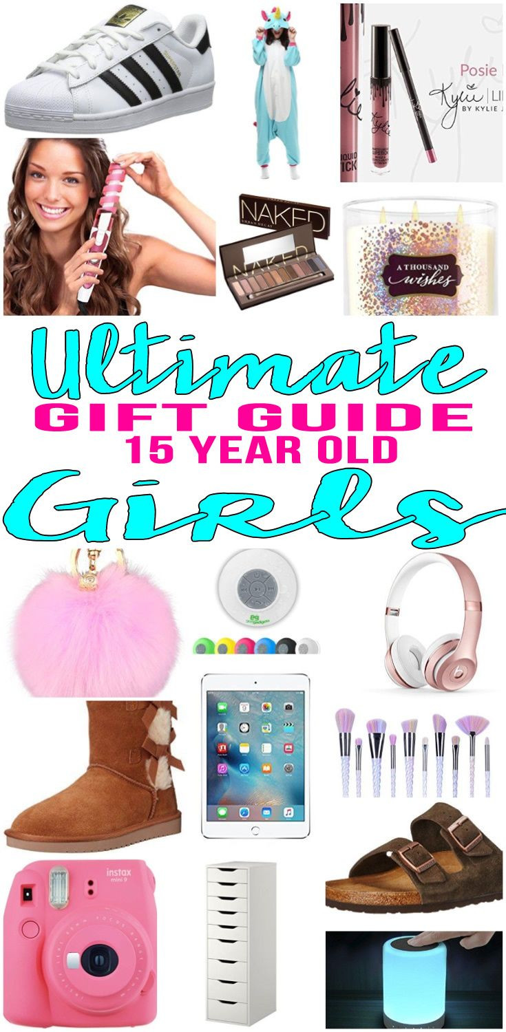 Best ideas about 15 Year Old Gift Ideas . Save or Pin Best Gifts for 15 Year Old Girls Tay Now.
