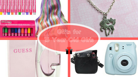 Best ideas about 15 Year Old Gift Ideas . Save or Pin Need Gifts for 15 Year Old Girls Read to Get Ideas Now.