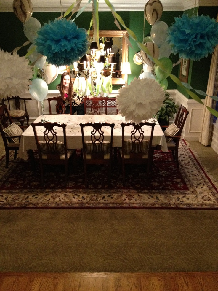 Best ideas about 16th Birthday Decorations . Save or Pin My Decorations for 16th Birthday Party Now.