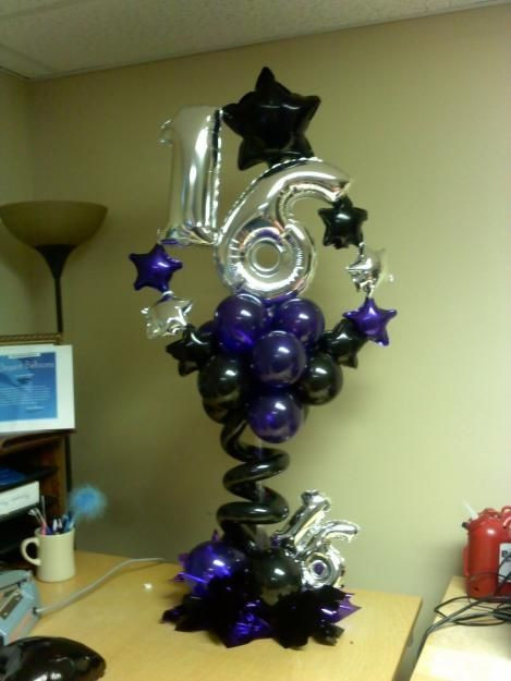 Best ideas about 16th Birthday Decorations For A Boy . Save or Pin 16th Birthday Party Ideas for Girls Now.
