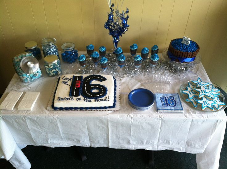 Best ideas about 16th Birthday Decorations For A Boy . Save or Pin Best 25 Boy 16th Birthday ideas on Pinterest Now.