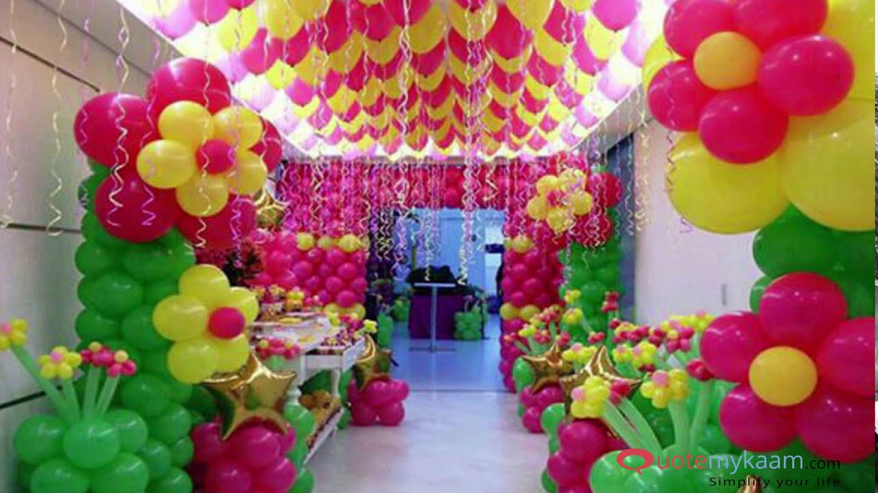 Best ideas about 16th Birthday Decorations . Save or Pin 16th Birthday Party Ideas Now.