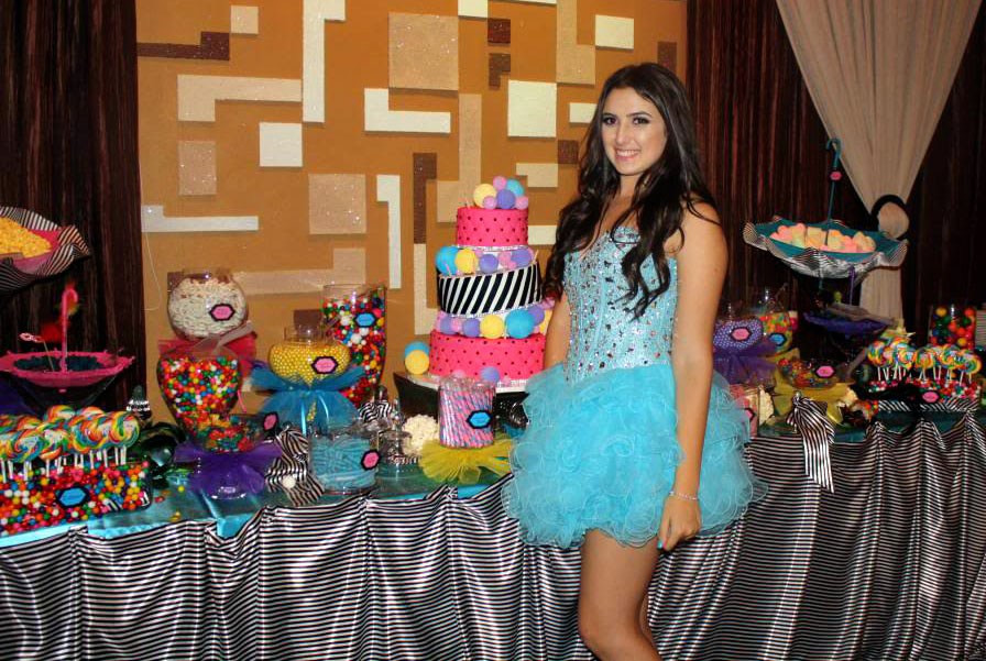 Best ideas about 16th Birthday Party . Save or Pin Cirque Du Soleil Sweet 16 Party B Lovely Events Now.