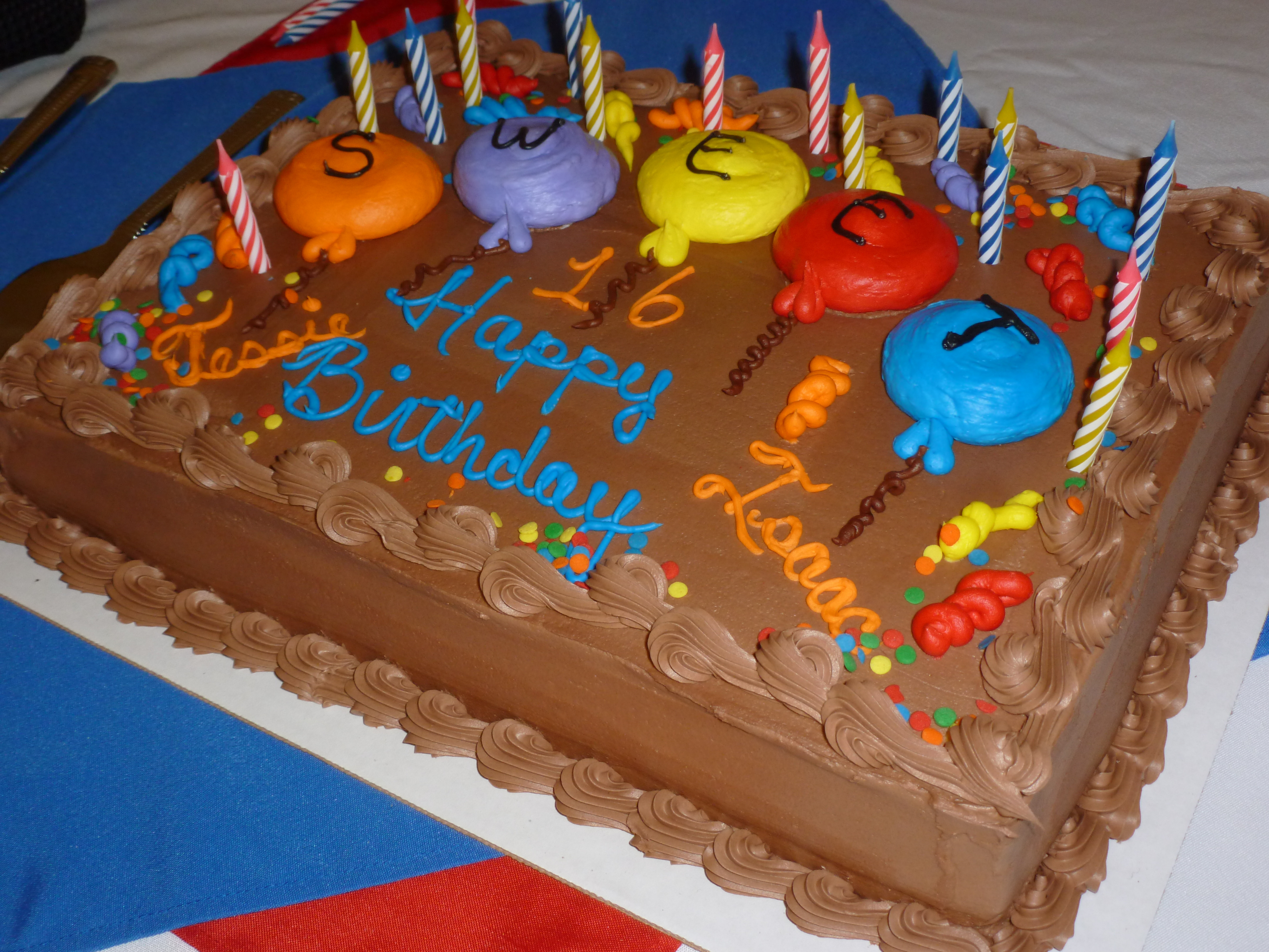 Best ideas about 16th Birthday Party . Save or Pin February 2013 Now.
