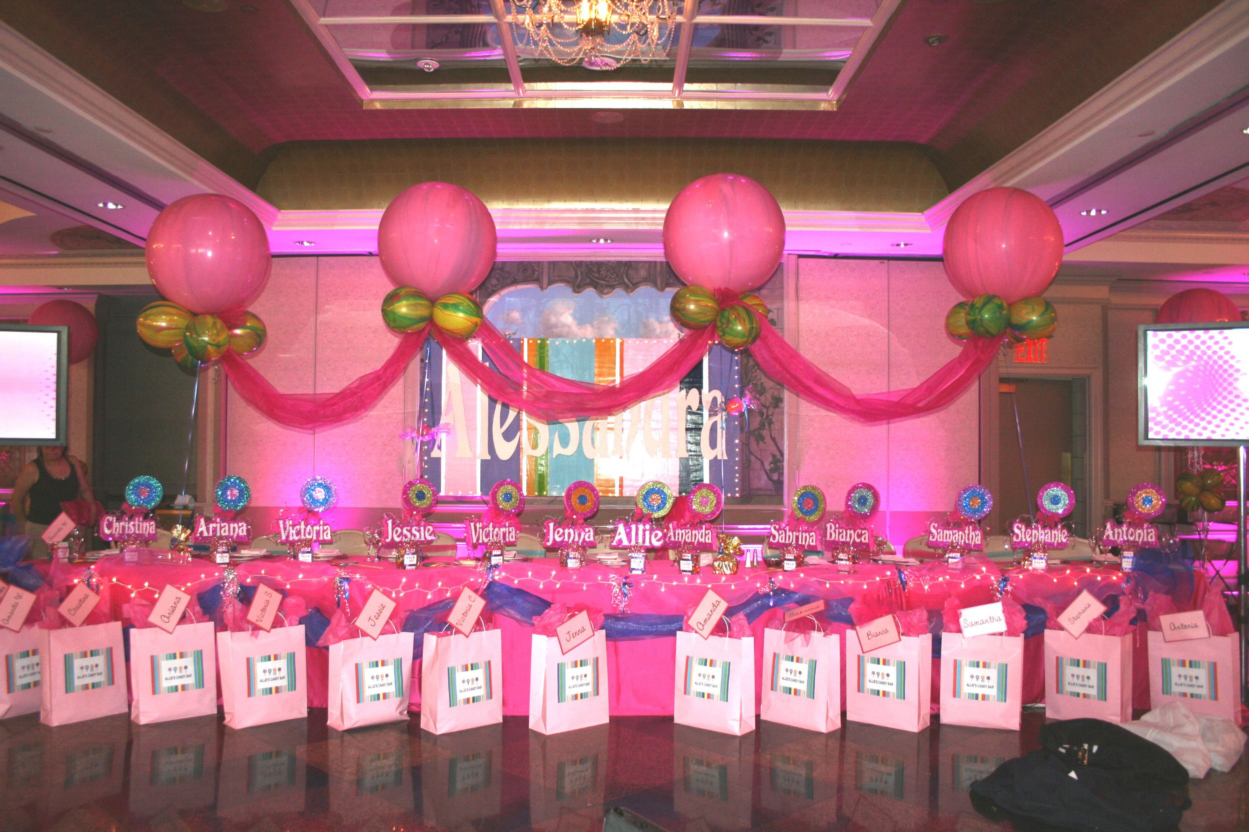 Best ideas about 16th Birthday Party . Save or Pin sweet sixteen party ideas Bing Now.
