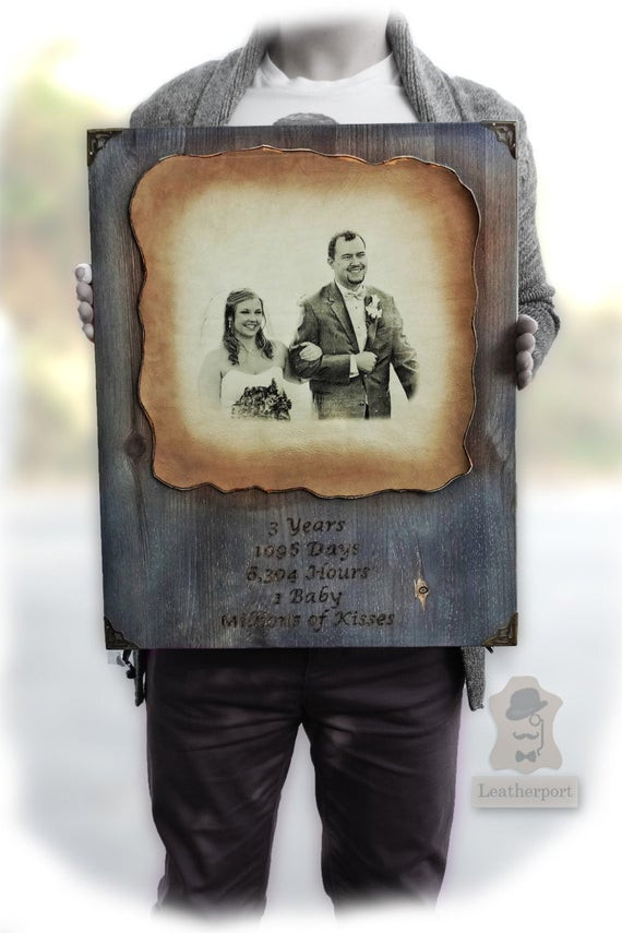 Best ideas about 17Th Anniversary Gift Ideas . Save or Pin Wooden Anniversary Gift By Year 16th 17th 18th 19th by Now.