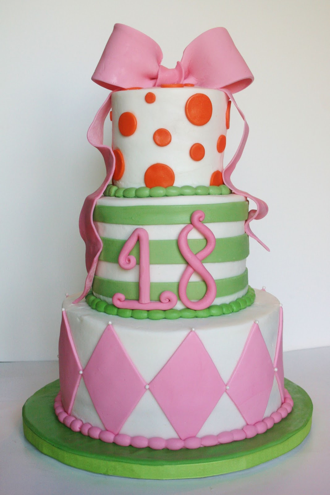 Best ideas about 18 Birthday Cake . Save or Pin And Everything Sweet Fit for an 18th Birthday Now.