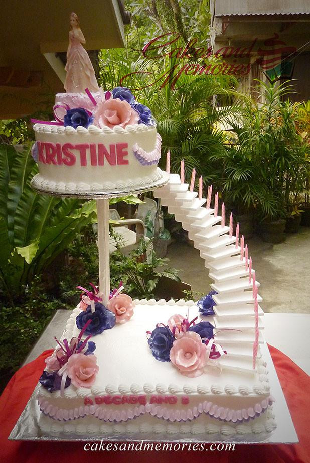 Best ideas about 18 Birthday Cake . Save or Pin Grand Entrance 18th Birthday Cake – Cakes and Memories Now.