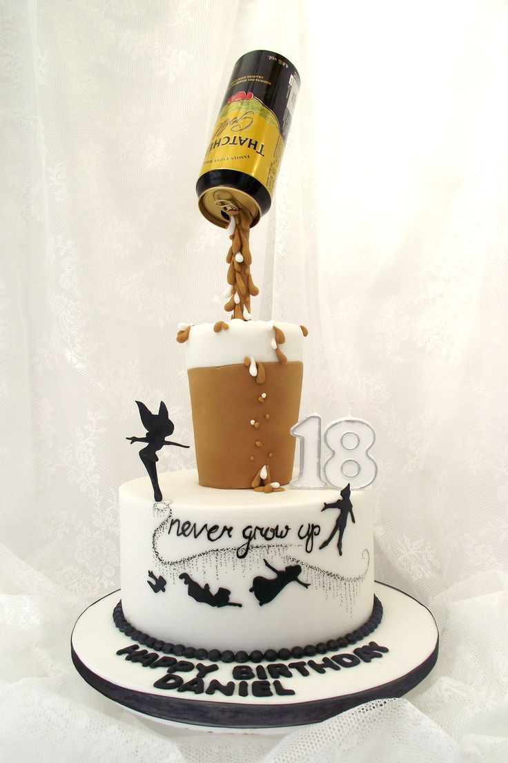 Best ideas about 18 Birthday Cake . Save or Pin 1000 ideas about 18th Birthday Cake on Pinterest Now.