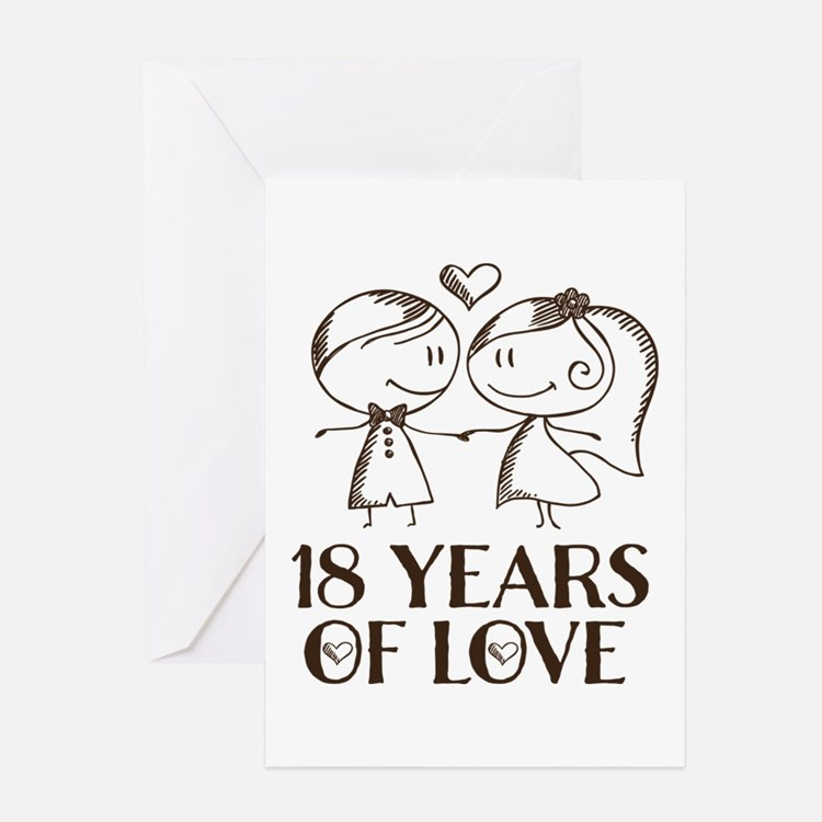 Best ideas about 18Th Anniversary Gift Ideas . Save or Pin 18Th Anniversary Gifts for 18th Anniversary Now.